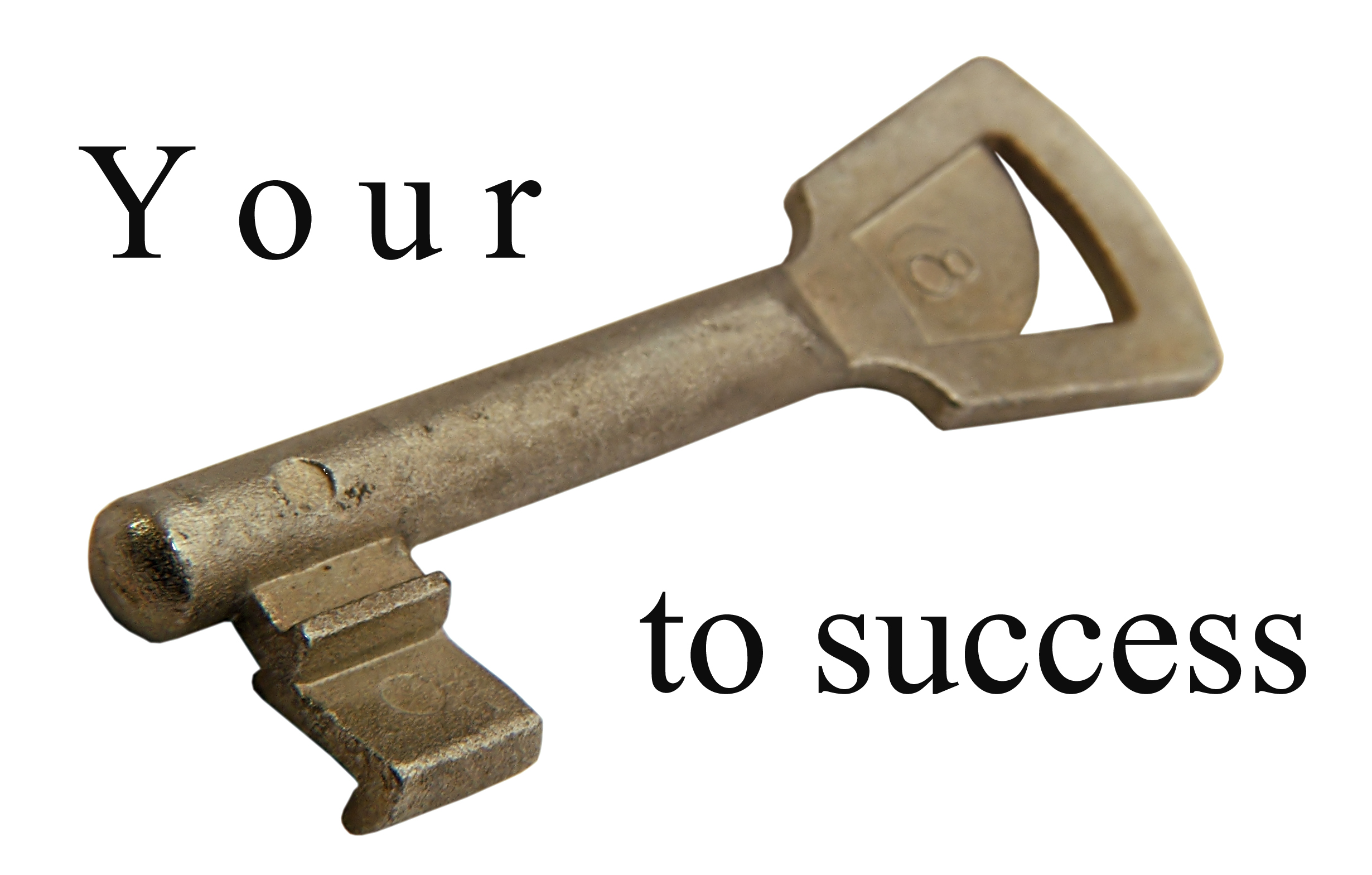 Key to sucess
