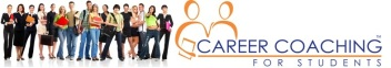 Career Coaching for Students is the solution